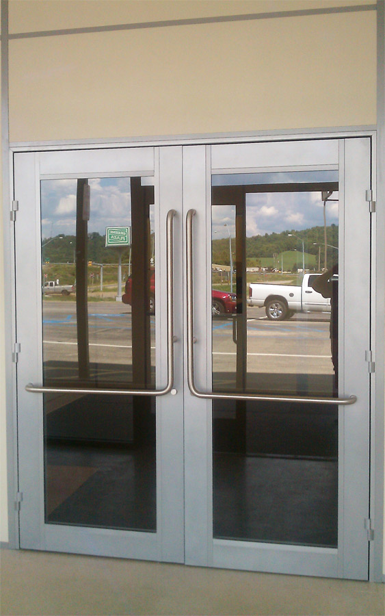 Door types single double solid glass swing aluminum for Different types of sliding glass doors