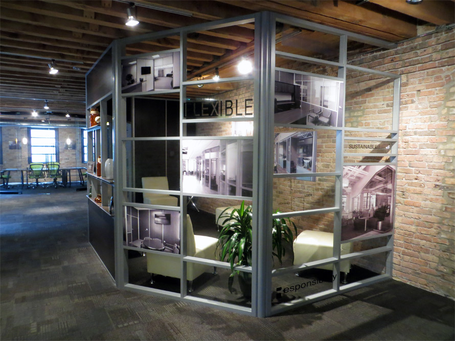 NxtWall Architectural Wall Images