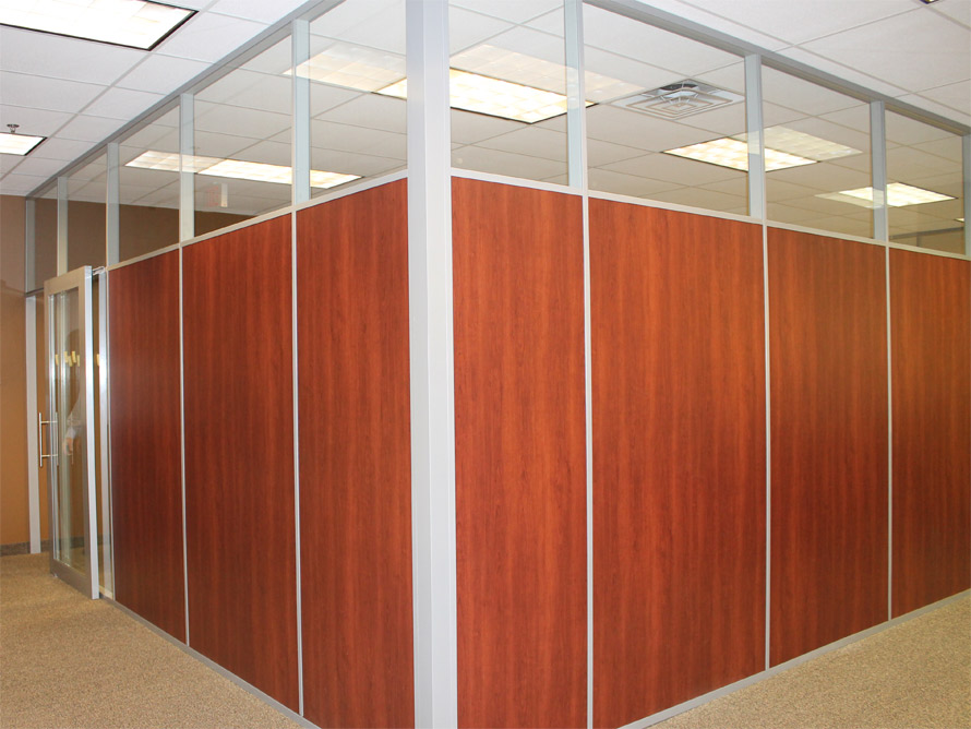 Flex Office Walls Glass Clerestory