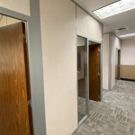Educational Modular Walls with Solid Wood Swing Doors