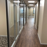 Architectural Glass and Solid Wall Offices - Flex Series