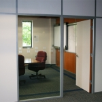 Conference Room with Solid Walls - Flex Series