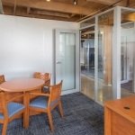 Flex Series freestanding offices at First National Bank