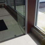 Flex Series solid panel at window sill detail installation