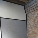 Flex series walls angled field fit wall start detail image
