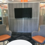 Freestanding Demountable Wall Conference Room - Flex Series