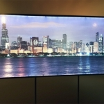 ATI Lumisplash LED backlit Wall Panel - NxtWall Chicago Showroom