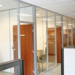 Flex Series - Tyco - glass Fronts with Wood Doors