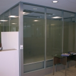 Flex series with privacy film option