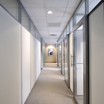 NxtWall Flex series movable wall systems