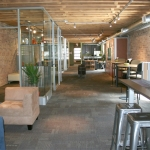 Movable wall system showroom - Chicago, IL