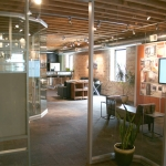 NxtWall Chicago showroom - architectural wall systems