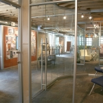 Nxtwall movable wall systems Chicago showroom