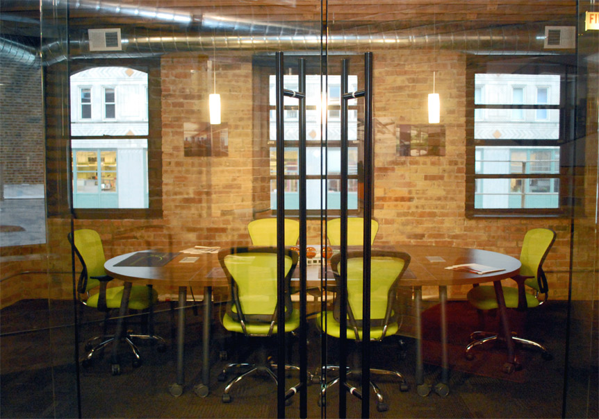Sustainable Demountable Removable Office Walls