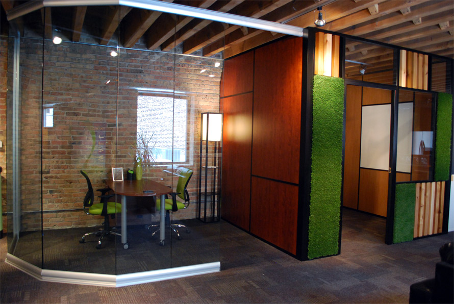 Demountable Interior Wall Systems Maryland Glass And