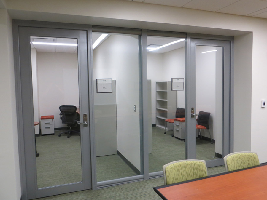 Sustainable Demountable Removable Office Wall