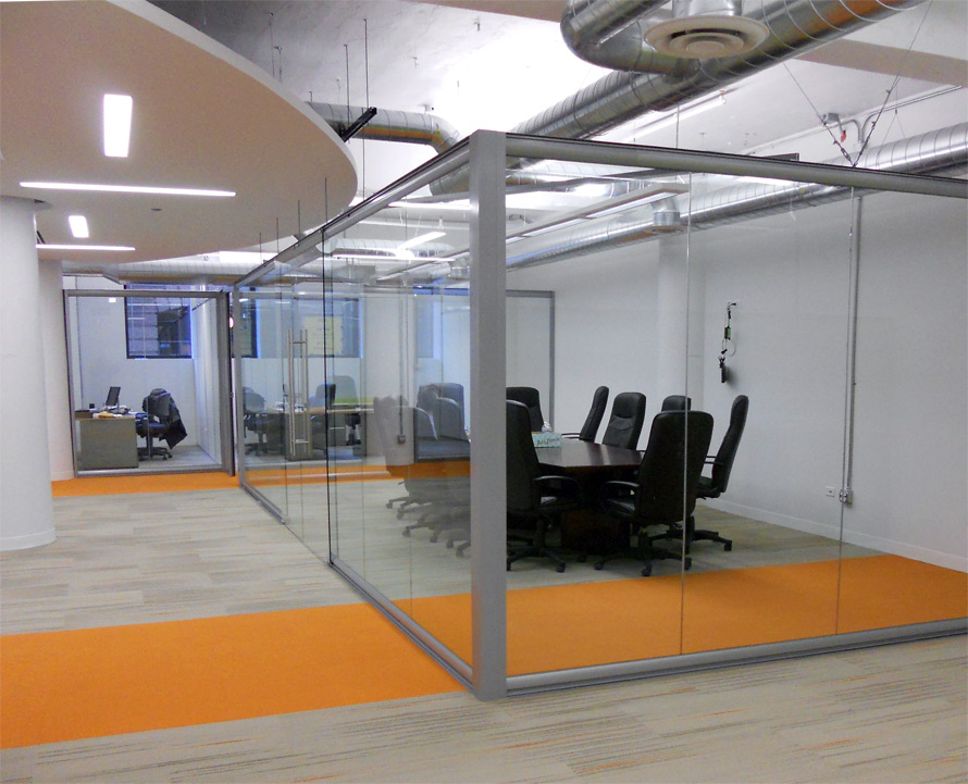 Glass Conference Room - Chicago, IL - View Series