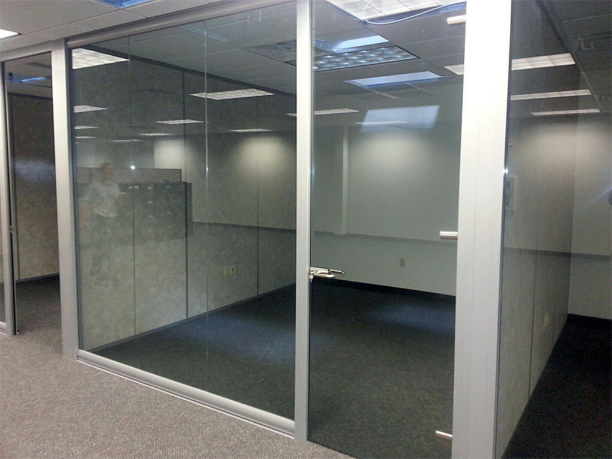 Office glass doors images for gt single glass office for Sliding glass doors office