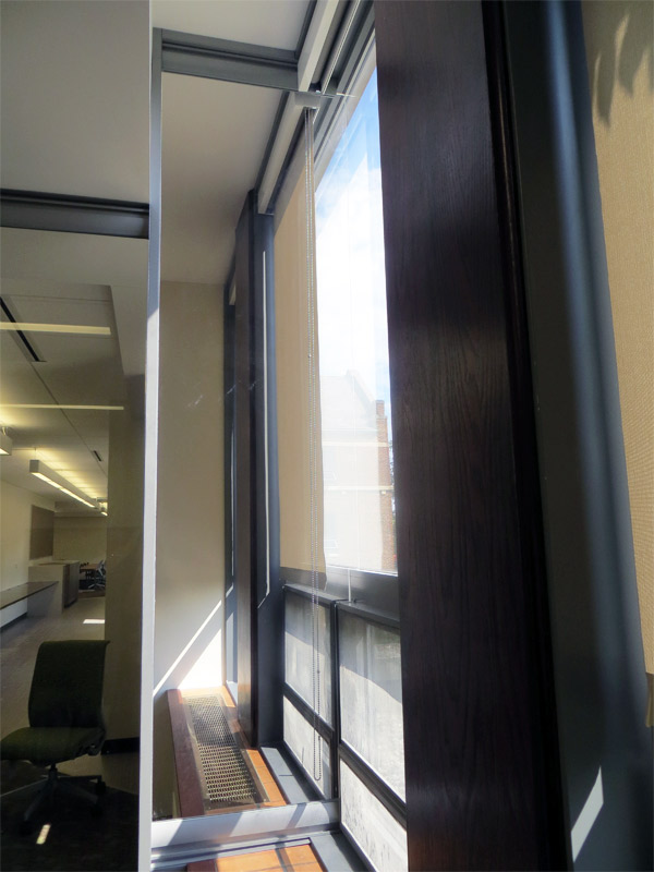The most flexible center mounted glass demountable wall system