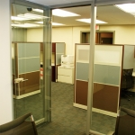 FNB Conference Room Glass Walls