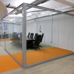 Flexible Glass Conference Room - Chicago, IL