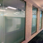 Full height glass demountable walls - View Series