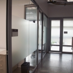 Full height glass wall system - View Series