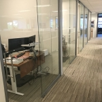 Glass offices - View Series - corporate sector