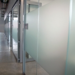 Higher Education Installation - View Series Glass Walls