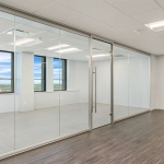 Interior glass walls - View Series