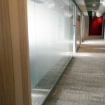 NxtWall glass office front