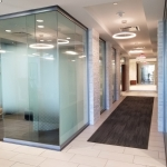 View Series modern glass walls