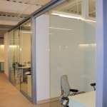 View series glass offices