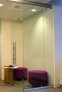 Glass Wall Panels Clear Trend 2015 Office Design NxtWall Reusable Wall