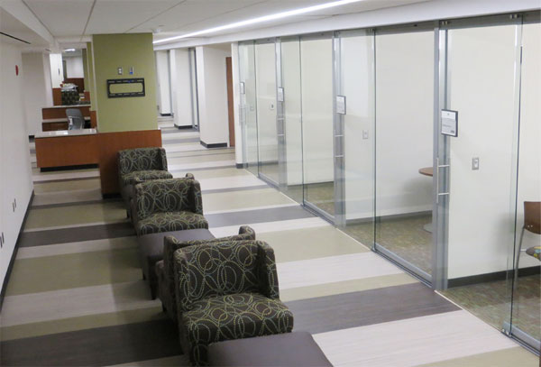 Wall Paneling Designs For Office : Glass wall panels clear trend office design nxtwall