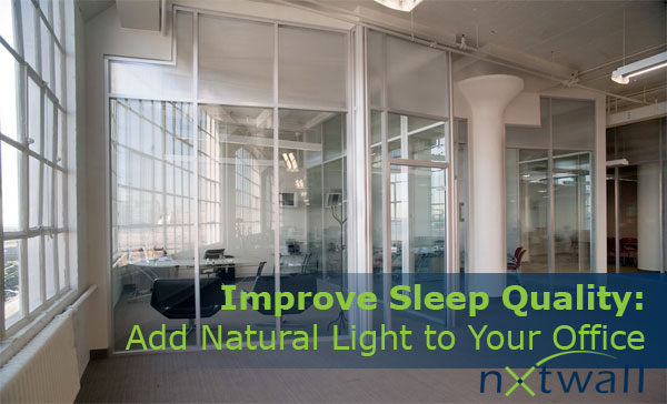 Increased Lighting In Office Design Example