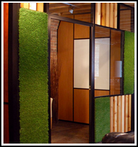 Natural Elements in Interior Wall Designs