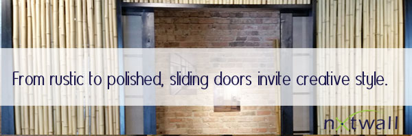 Sliding Door Systems for Office, Home and Hospitality