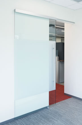 Sliding Door Systems for Office Home and Hospitality