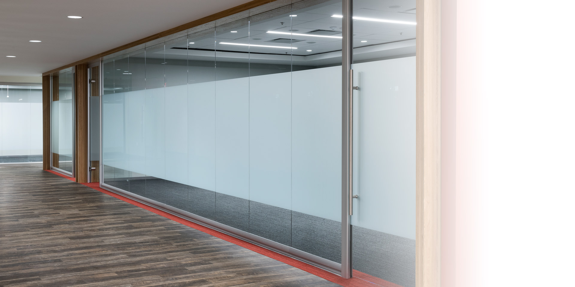 Glass Conference Room Walls - View Series by NxtWall