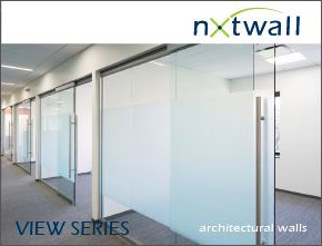View Series Glass Walls Brochure by NxtWall