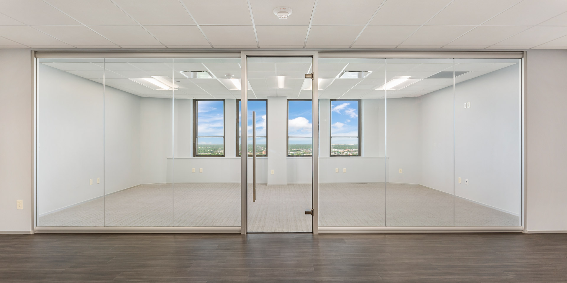 NxtWall View Series Architectural Glass Walls - www.nxtwall.com