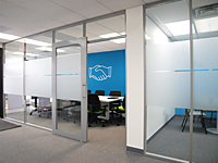 Ashfield Meetings & Events - NxtWall demountable wall system case study