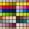 Any Color Custom from the RAL Color Chart
