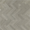 Silver Oak Herringbone - Laminate Wall Finish