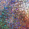 Holographic - C38 - MirroFlex Flat Sheets Wall Finish Color