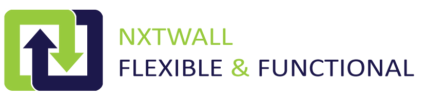 NxtWall - Flexible, Functional Modular Wall Systems
