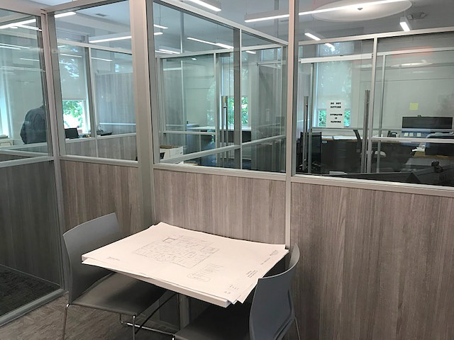 Flex Series Freestanding Private Offices
