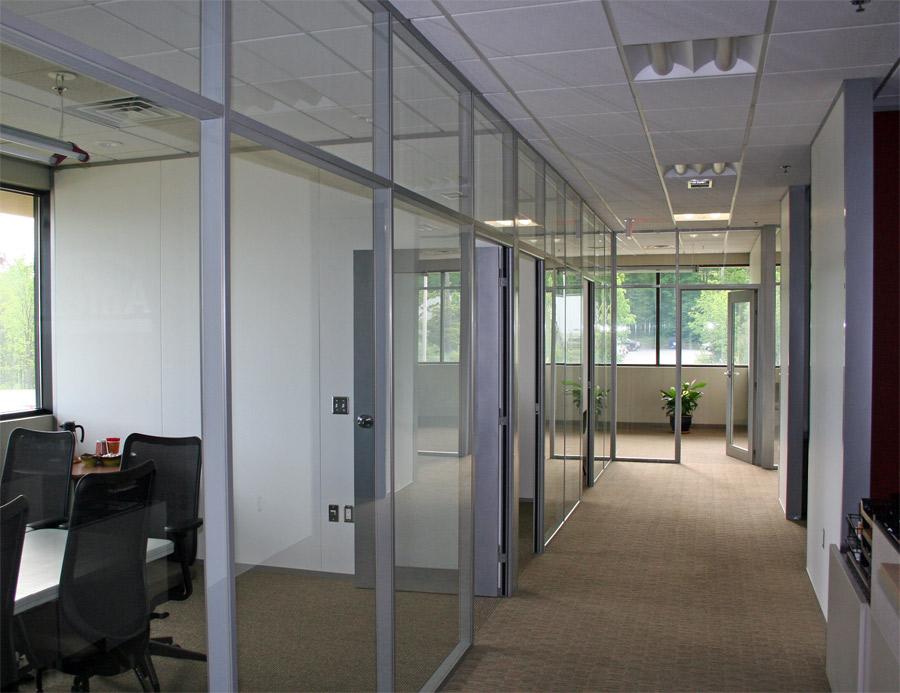 Flex series glass fronts