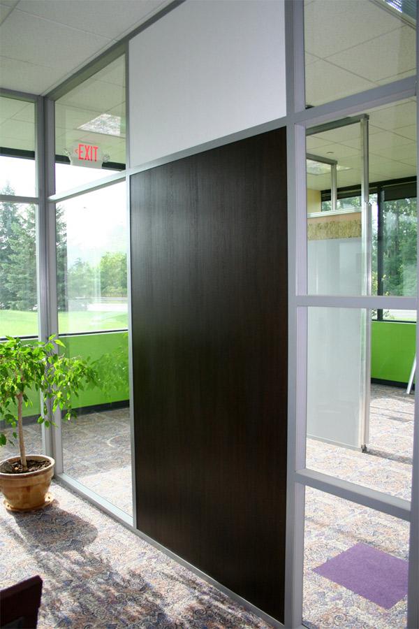Flex series mixed panel office